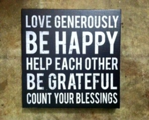Courtesies to live by!
